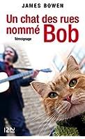 Un chat des rues nomm� Bob