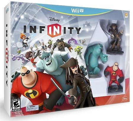 DISNEY INFINITY Starter Pack Wii U