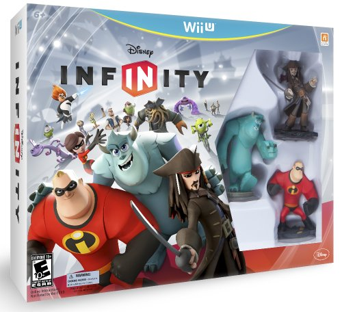 DISNEY INFINITY Starter Pack Wii U (Hd Xbox 360 Starter Kit compare prices)