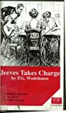 Jeeves Takes Charge, By P. G. Wodehouse, Unabridged 3 Audio Cassettes, Narrated By Alexander Spencer