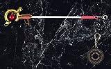 デバイスメタルチャーム 07 レイジングハート・エクセリオン -アクセルモード-