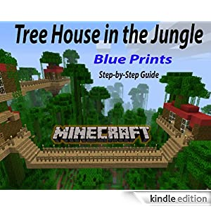 Minecraft House Step By Step Instructions Minecraft Building Guide Tree