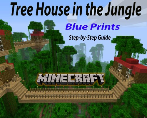 Download minecraft building guide tree house in the for How to build a house step by step instructions
