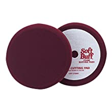 "Meguiar's W7000 Mirror Glaze Professional Soft Buff 8"" Foam Cutting Pad"