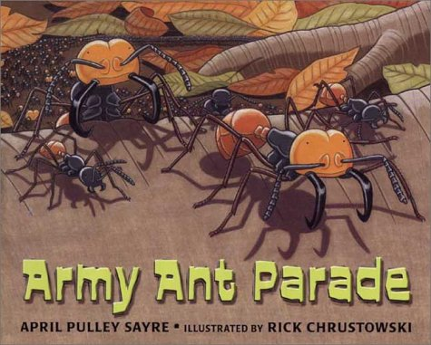 Army Ant Parade