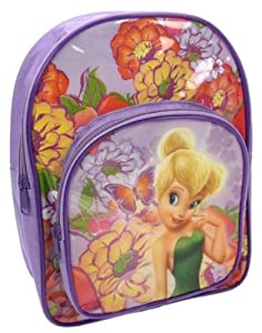 Disney Fairies Backpack with Adjustable Backstraps