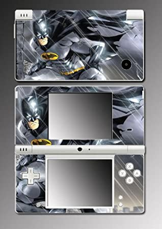 Batman Robin Cartoon Hero Video Game Vinyl Decal Cover Mod Skin Protector 4 for Nintendo DSi
