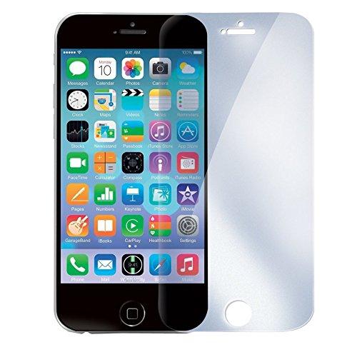 Celly Pellicola Protettiva in Vetro Temperato per iPhone 6, Trasparente