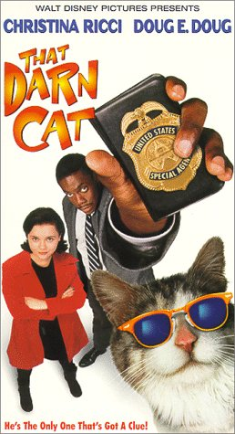 That Darn Cat [VHS]