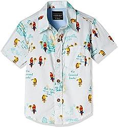 Cherokee Boys' Shirt (267888150_White_07Y)