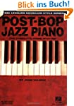 Post Bop Jazz Piano (Hal Leonard Keyb...