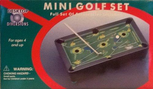 Mini Golf Set (Desktop Diversions) - 1