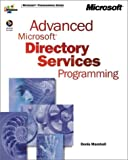 img - for Advanced Microsoft Directory Services Programming book / textbook / text book