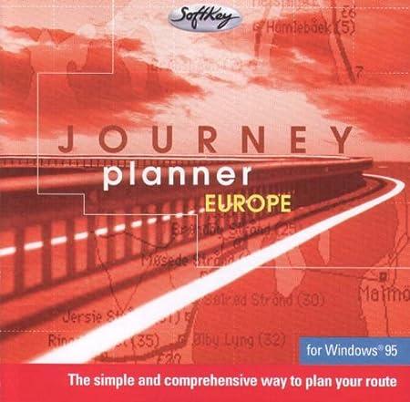 Journey Planner Europe
