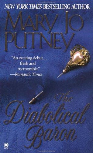 The Diabolical Baron (Signet Regency Romance), MARY JO PUTNEY