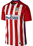 ナイキ アトレティコ・マドリード ホームユニフォーム 2015/16 [番号/選手名なし] [サイズ:インポートM] Nike Atletico Madrid Home Shirt 2015/16 [No Print] [Size:Inport M] [並行輸入品]