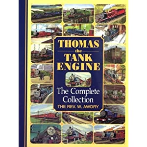 Thomas the Tank Engine: The Complete Collection (Railway Series)