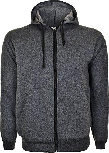 men-fleece-hooded-tops-long-sleeve-with-rib-cuff-medium-maroon-heavy-fleece-280-gsm-by-new-model-uk-