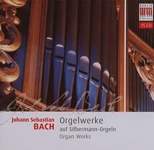 Organ Works (Orgelwerke auf Silbermann Orgeln)