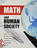 img - for Math and Human Society book / textbook / text book