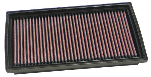 K&N 33-2166 High Performance Replacement Air Filter