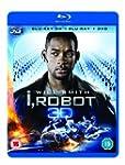 I, Robot (Blu-ray 3D + Blu-ray + DVD)