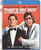 That's My Boy (Bilingual) [Blu-ray]