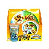 Skylanders Giants 3 Piece Dinnerware Dinner Set