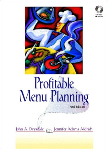 Profitable Menu Planning (3rd Edition)