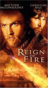 Reign of Fire [VHS]