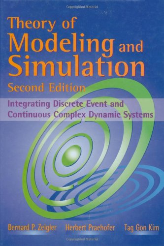 Theory of Modeling and Simulation, Second Edition PDF
