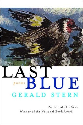 Last Blue : Poems, GERALD STERN