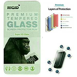 RIGID Premium Tempered Glass For Gionee Pioneer P2