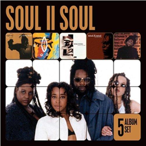 Soul II Soul - 5 Albums