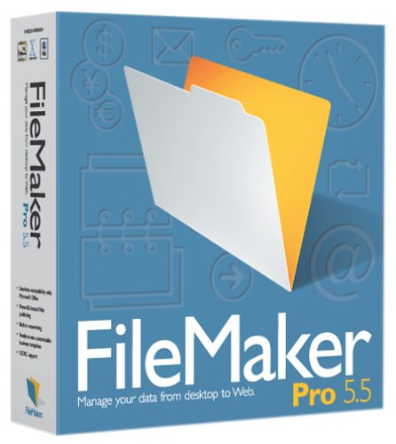 Filemaker Server 5.5 Mul French