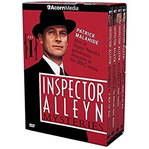 The Inspector Alleyn Mysteries, Set 1 movie