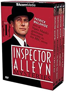 Inspector Alleyn Mysteries Set 1 [DVD] [Region 1] [US Import] [NTSC]