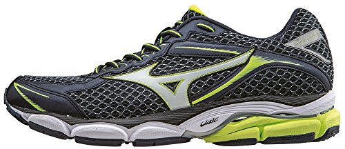 Mizuno Wave Ultima 7 - OmbreBlue/Silver/Safetyyellow, 42,5