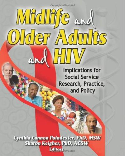 Midlife und ältere Erwachsene und HIV: Implikationen für Sozialdienst Forschung, Praxis und Politik