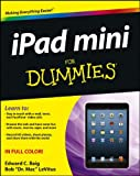 img - for iPad mini For Dummies book / textbook / text book