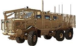 1/35 米バッファローMPCV地雷除去車両・増加装甲スラットアーマー