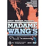 Andy Warhol Presents: Madame Wang's [ Origine Australien, Sans Langue Francaise ]par Virginia Bruce