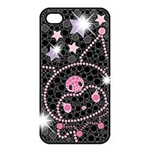 Hello Kitty Squishy Carrying Case : Amazon.com: Hello Kitty I4S-KU1 Jewelry Hard Case for iPhone - 1 Pack - Carrying Case - Retail ...
