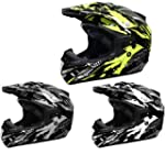Shox MX-1 Duo Motocross Helm