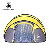 GAZELLE OUTDOORS Seconds Pop-up Quick-opening Tents 3-4 Person