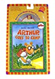 Arthur Goes to Camp: Book & CD (An Arthur Adventure)