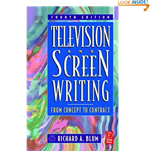 Television and Screen Writing: From Concept to Contract (Paperback)