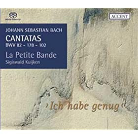 "Cantate ""Ich habe genug"", BWV 82: Récitatif ""Ich habe genug"""