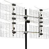 Antennas Direct DB8 Extreme Range Multi-Directional 'Bowtie' UHF DTV Antenna