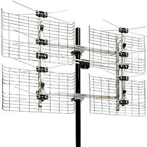 Terrestrial Digital DB8 Multi-Directional 'Bowtie' UHF DTV Antenna